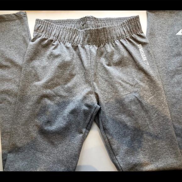 Gymshark grey jogger leggings